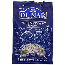 Dunar Festiva Pusa Basmati Rice, 10 Pound