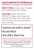 iRestore 3-in-1 Hair Growth Supplement with Biotin, Saw Palmetto, DHT Blocker and Other Extracts for Hair Loss & Thinning Hair - Vitamins for Hair Regrowth, Skin & Nails Health – 60 Count