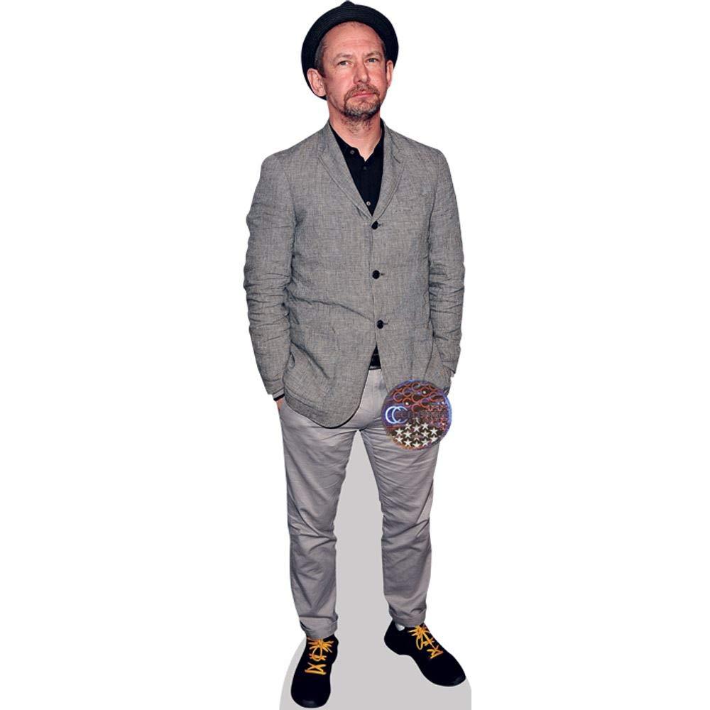 Celebrity Cutouts Ian Hart (Suit) Pappaufsteller lebensgross