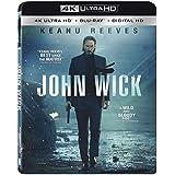 John Wick 4K Ultra Hd [Blu-ray]