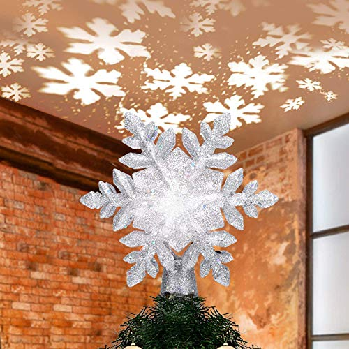Tolle Idee für eine Weihnachtsbaumspitze