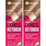 Garnier Hair Color Express retouch gray hair concealer, instant gray coverage, Dark Blonde, 0.68 Fluid Ounce