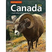 Canada Road Atlas