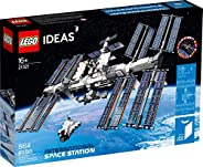 LEGO Ideas International Space Station White