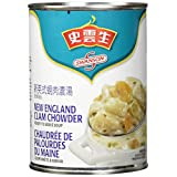 Swanson New England Clam Chowder Soup, 540ml