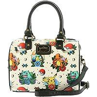 Loungefly Pokemon Crossbody Bag Cream-Multi
