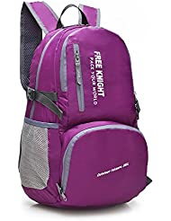 Free Knight 20L/35L Most Durable Packable Hiking Backpack Ultra Lightweight Water Resistant Backpack Handy Travel...
