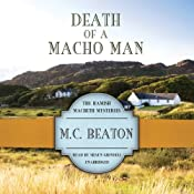 Death of a Macho Man: The Hamish Macbeth Mysteries, Book 12 | M. C. Beaton
