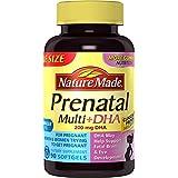 Nature Made Prenatal + DHA 200 mg Multivitamin Softgels 90 Ct