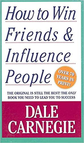 How to win friends and Influence People. Books for beginners