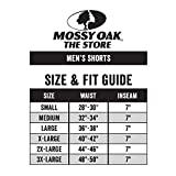Mossy Oak Quick Dry Hiking Shorts for