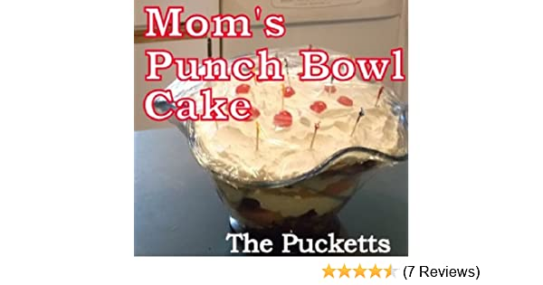The Punch Bowl Cake is a Southern potluck classic!