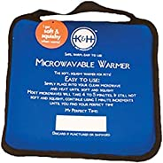 K&H Manufacturing Microwavable Pet Bed Warmer, 9-Inch x 9-