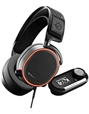 SteelSeries Arctis Pro GameDAC - Gaming Headset - Gecertificeerde Hi-Res Audio - ESS Sabre DAC - Zwart PC