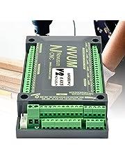 WMLBK 6Axis NVEM CNC Controller – MACH3 Ethernet-gränssnitt Motion Control-kort