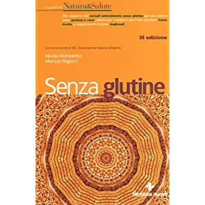 senza glutine italiano copertina flessibile