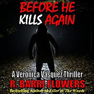 Before He Kills Again Audiobook