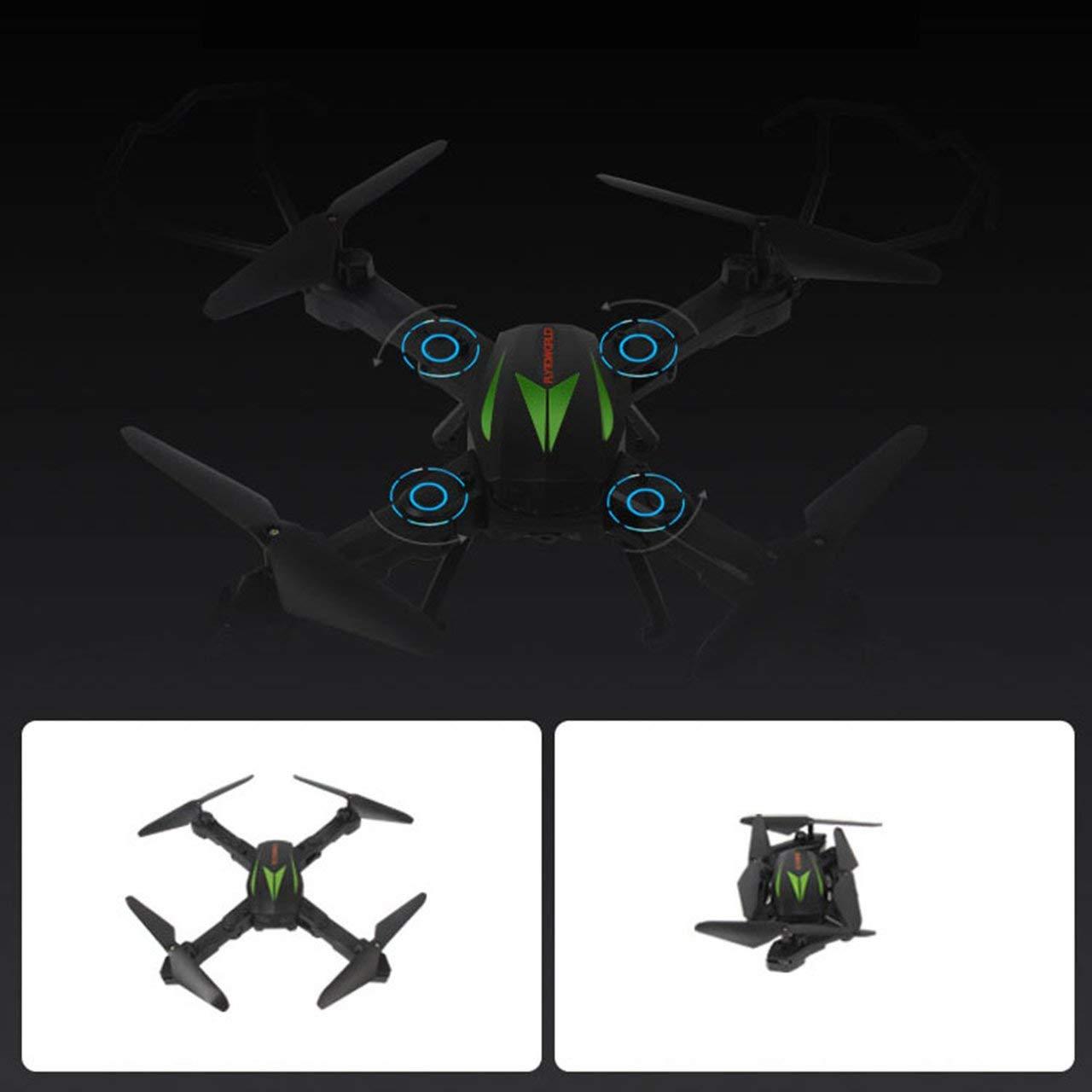 Jasnyfall F12W Mini Selfie WiFi FPV Faltbare Drone Drone Drone 720P Einstellbare Kamera Altitude Hold Schwarz-Orange 8784ab