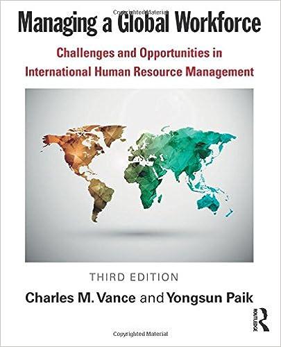 global workforce by industry