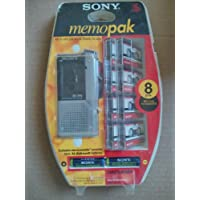 Sony M-P4 Microcassette Corder Recorder