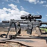 """XAegis 5.7"""" to 8"""" Rifle Bipod Adjustable Compatible"""