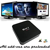 SUSAY Android 4.4 TV Box MX-P MX7 Amlogic S805 Quad Core Android TV Box Mini PC