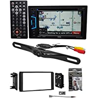 WRX STI Navigation/DVD/USB Receiver/Bluetooth+Camera For 2008-12 Subaru Impreza