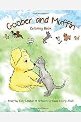 Goober and Muffin: Coloring Book Paperback
