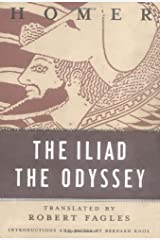 The Iliad / The Odyssey Paperback