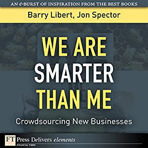 We Are Smarter Than Me Audiobook