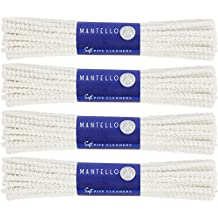 Mantello Pipe Cleaners, Soft, 4 Bundles, 176 Count