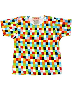Pixel Short Sleeve T-shirt