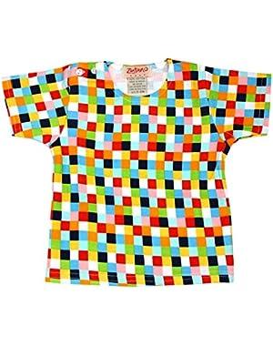 Pixel Short Sleeve T-shirt