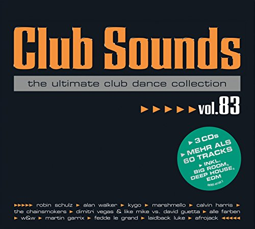 VA - Club Sounds The Ultimate Club Dance Collection Vol. 83 - 3CD - FLAC - 2017 - VOLDiES Download