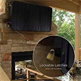 Storm Shell SS-65 Outdoor TV Enclosure, 56-65 inch