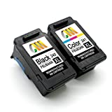 CMCMCM Remanufactured Ink Cartridge Replacement for Canon PG-240XL 240 XL CL-241XL 241 XL Compatible with Canon PIXMA MG3620 MG3520 MG2220 MG3220 MG3522 MX472 MX452 MX522 MX532 MX392 MX432 MX512 Printer