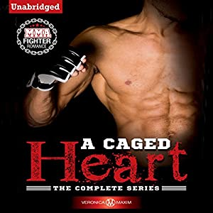 A Caged Heart Complete Series Audiobook