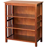 DonnieAnnie Company Hollydale Bookcase, 36-Inch