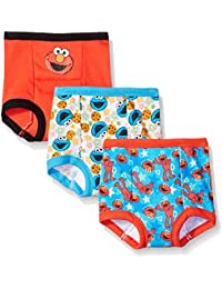 Boys' Elmo 3 Pack Training Pants