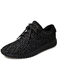 FeeBee Men Women Unisex Couple Casual Fashion Sneakers Breathable Athletic Sports Shoes