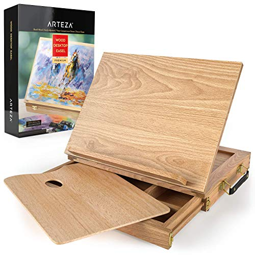 ARTEZA Wooden Desktop Easel