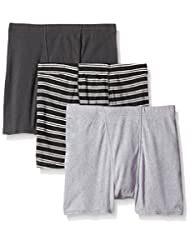 Hanes Boys ComfortSoft Dyed boxer briefs