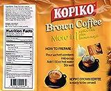 Kopiko Instant Brown Coffee, 8.8 oz