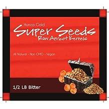 Superseeds Bitter Apricot Kernels 1/2 lb