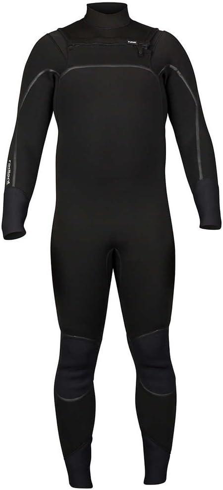 NRS Men 's Radiant 4 / 3 mmウェットスーツ ブラック XXX-Large