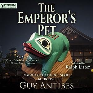 The Emperor's Pet Audiobook