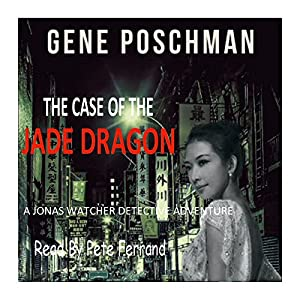 The Case of the Jade Dragon Audiobook