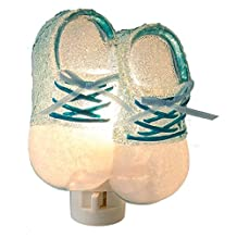 Lights In The Night Baby Boy Shoes Night Light