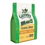 Greenies Grain Free Treats for Dogs - Petite - 12oz
