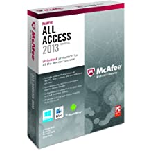 MCAFEE INC MCAFEE ALL ACCESS INDIVIDUAL 2013